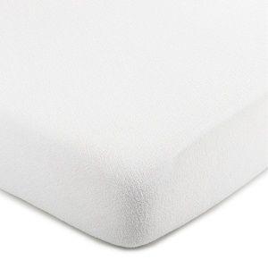 4Home froté prestieradlo biela, 180 x 200 cm