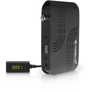 Set-top box AB Cryptobox 702T mini čierny