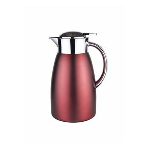 Banquet Termoska nerezová METALLIC Red, 1,5 l