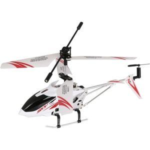 Buddy Toys BRH 319040 Vrtuľník na diaľkové ovládanie Falcon IV, biela