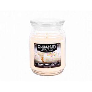 Candle-lite Vonná sviečka Vanilkový krém, 510 g