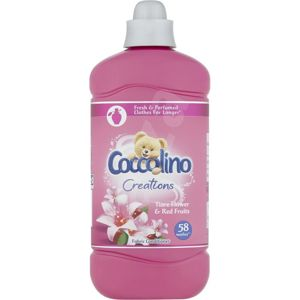 Coccolino Aviváž Creations Tiare Flower & Red Fruits 1,45 l