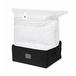 Compactor Black Edition vákuový úložný box s vystuženým puzdrom - XXL 210 litrov, 50 x 65 x 27 cm