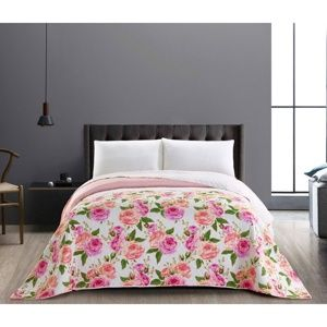 DecoKing Prehoz English Rose, 220 x 240 cm