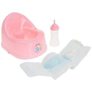 Detský hrací set Baby care, 17 cm