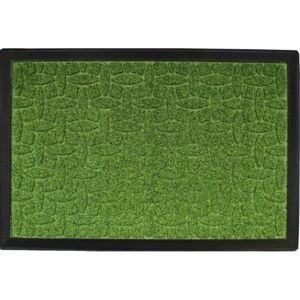 Domarex Rohožka Pips Mat zelená, 40 x 60 cm
