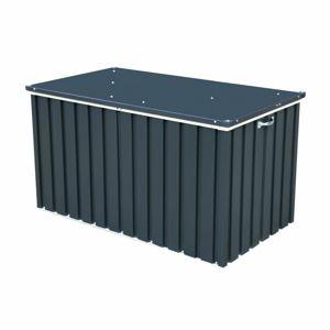 DURAMAX Záhradný úložný box 134 x 74 cm 71051 - antracit