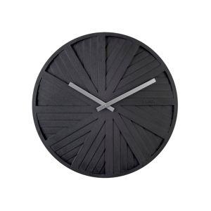 Karlsson Designové nástěnné hodiny KA5839BK