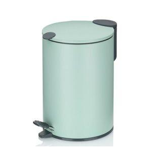 Kela Kozmetický odpadkový kôš MATS 3 l, zelená
