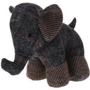 Koopman Dverná zarážka Elephant, tmavosivá