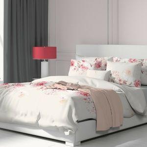 Kvalitex Bavlnené obliečky Tanea ružová, 240 x 200 cm, 2 ks 70 x 90 cm