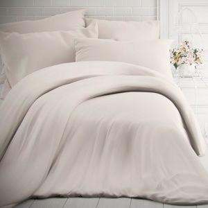 Kvalitex Bavlnené obliečky biela, 200 x 200 cm, 2 ks 70 x 90 cm