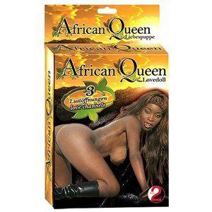 Nafukovacia panna - African queen