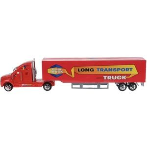 Nákladné auto Super truck červená, 43 cm