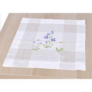 Forbyt Obrus Jarné kvety, 35 x 35 cm, 35 x 35 cm