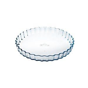Sklenená zapékacia forma na koláč OCUISINE 27cm, borosilikát