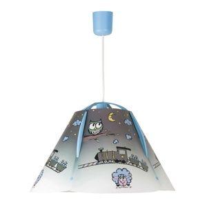 Rabalux 4566 Shepherd detské stropné svietidlo, modrá