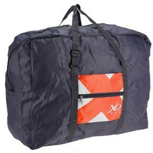 Koopman Skladacia športová taška Condition oranžová, 55 l