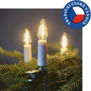 Súprava Felicia MONO LED Filament číra SV-16, 16 žiaroviek