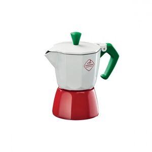 Kávovar PALOMA Tricolore, 1 šálka