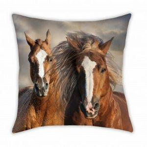 Halantex Vankúšik Animals Horses, 40 x 40 cm