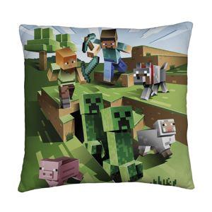 Hantex Vankúšik Minecraft obojstranný, 40 x 40 cm
