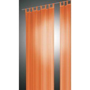 Albani Záves David oranžová, 140 x 245 cm, sada 2 ks